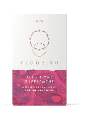 Flourish All In One Menopause Supplement