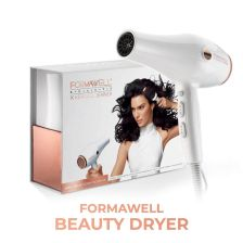 Kendall Jenner X Formawell Beauty - Gold Fusion Pro Hair Dryer