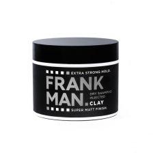 Frankman Dry Shampoo  Hair Clay 100ml