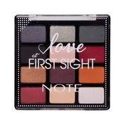 Note Cosmetics Love At First Sight Eye Palette 203 Freedom To Be