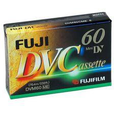 Fujifilm DV Cassette 60 Mins