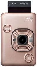 Fuji Instax LiPlay HM1 Camera - Blush Gold