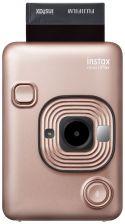 Fuji Instax LiPlay HM1 Camera - Blush Gold