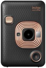Fuji Instax LiPlay HM1 Camera - Elegant Black