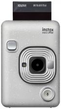 Fuji Instax LiPlay HM1 Camera - Stone White