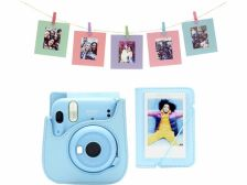 Instax Mini 11 Accessory Kit Sky Blue