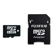 Fujifilm MICRO SDHC Class 10 High Speed Memory Card 8GB