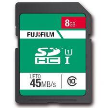 Fujifilm Memory Sdhc Uhs-1 8Gb
