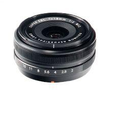 Fujifilm XF-18mm f2.0 Lens