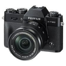 Fujifilm X-T20 Digital Camera + XC 16-50mm f3.5-5.6 MK II Lens BLACK