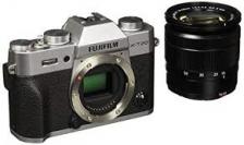 Fujifilm X-T20 With XF 18-55 Lens (Silver) Camera