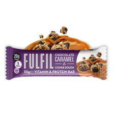 Fulfil Protein Bar Chocolate Caramel & Cookie Dough 60G