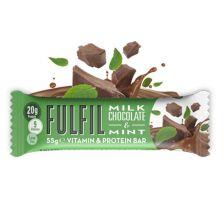 Fulfil Protein Bar Milk Chocolate & Mint 60G