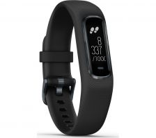 Garmin Vivosmart 4 Fitness Tracker - Black