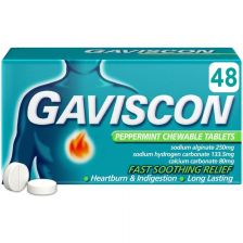 Gaviscon Tabs 48