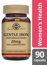 Solgar Gentle Iron 20mg