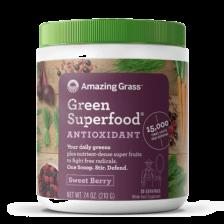 Amazing Grass Green Superfood Antioxidant Berry - 210G