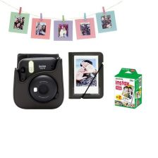 Instax Mini 11 Accessory Kit Charcoal