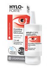 Hylo Forte Intensive Lubricating Eye Drops 7.5ml