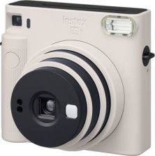 Fuji Instax SQ1 Camera Square White Without Film