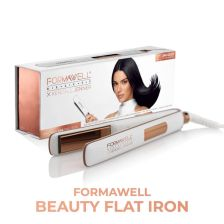 Kendall Jenner X Formawell Beauty - One Inch 24K Gold Hair Straightener Flat Iron
