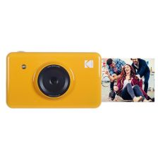 Kodak Mini Shot Camera Yellow