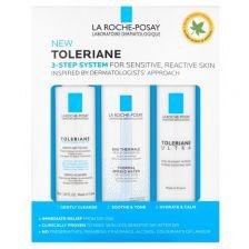 La Roche Posay Toleraine 3 Step Kit