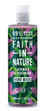 Faith In Nature Hand Wash Lavender & Geranium