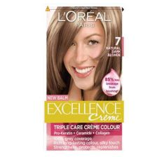 L'Oreal Excellence Creme - Natural Dark Blonde 7
