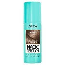 L'Oreal Magic Retouch Hairspray 3 Medium Brown