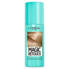 L'Oreal Magic Retouch Hairspray 4 Golden Brown