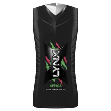 Lynx Shower Gel Africa 250ML