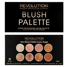 Makeup Revolution Blush Golden Sugar