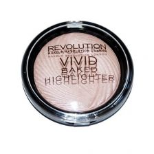 Makeup Revolution Vivid Baked Highlighter Peach Lights