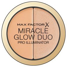 MAXF MIRACLE GLO DUO MED 20