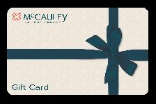 McCauley Gift Card - Present