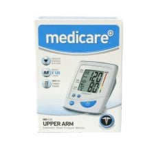 Medicare Upper Arm Blood Pressure Monitor MD638