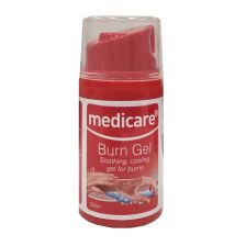 MEDICARE BURNSHIELD HYDROGEL- 50ML