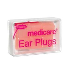 Medicare Ear Plugs Silicone (6 Pack)