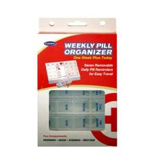 Medicare One Week Plus Today Pillbox
