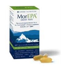 Morepa smart Fats 580mg (60 Caps)