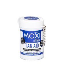 Moxi Loves Tan Aid Exfoliating False Tan Removal Wipes