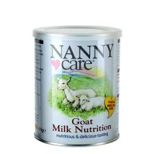 Nanny Care Goat Infant Milk Powder Stage 1 400g