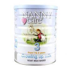 Nanny Care Goat Milk Stage 3 900g