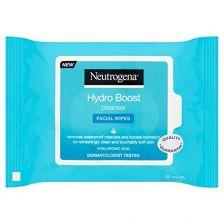 Neutrogena Hydroboost Cleansing Wipes (25 Pack)