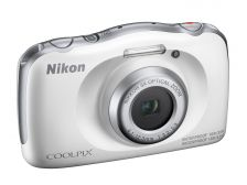 Nikon Coolpix W150 White Camera