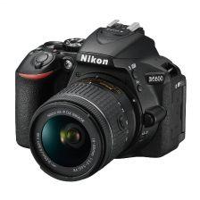 Nikon D5600 + 18-55mm VR AF-p Camera