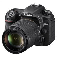 Nikon D7500 Digital SLR + 18-140mm VR Lens Camera