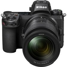 Nikon Camera Z6 + 24-70mm lens + Adapator Kit Camera