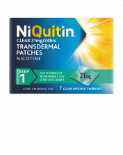 Niquitin Thinflex Clear 21mg Otc - 7